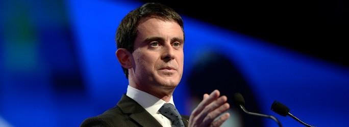 Manuel Valls © gouvernement.fr