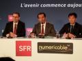 Numericable-SFR (Eric Denoyer, Patrick Drahi, Dexter Goei)