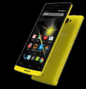 Archos 50 Diamond, un smartphone de milieu de gamme sous Android à moins de 200 euros