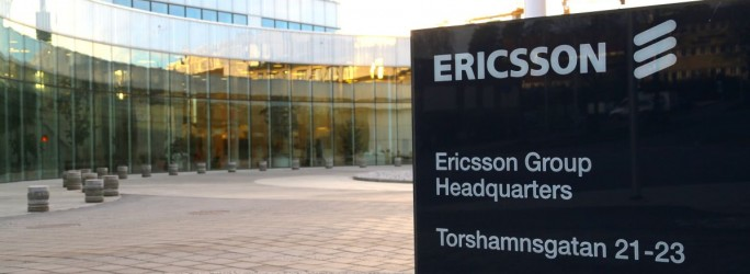 Ericsson siège