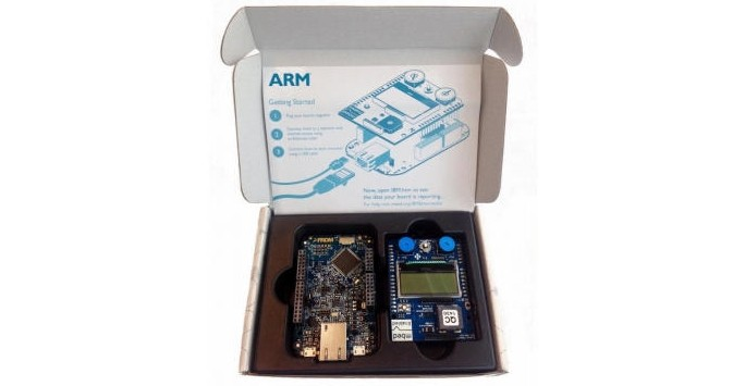 ARM Ethernet IoT Starter Kit