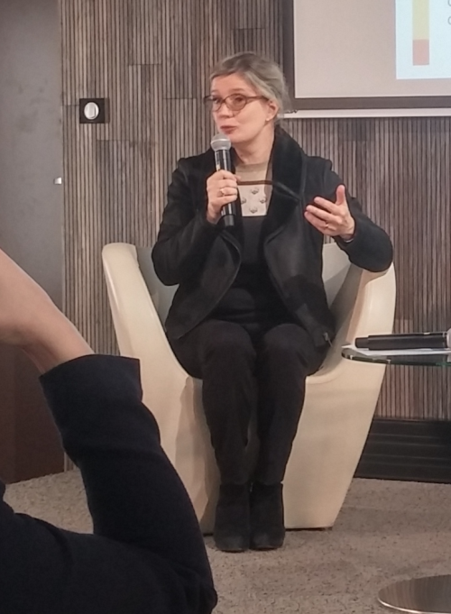 Isabelle Fondimare, responsable marketing chez Cofely Endel.