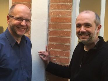 Christophe Routhieau et Jean-Claude Levy, Anaplan