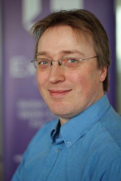 Stéphane Grosjean, consultant datacenter EMEA chez Extreme Networks.