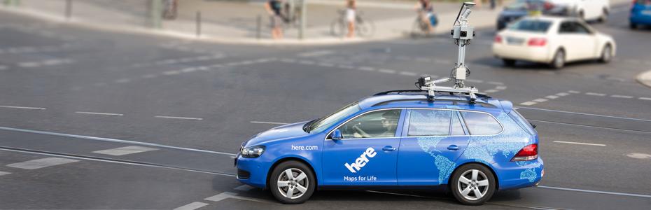 Facebook et Uber prétendants au rachat de Nokia Here