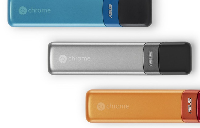 Chromebit au format clé USB