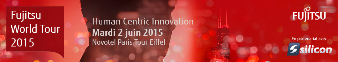 Fujitsu World Tour 2015 :  Human Centric Innovation