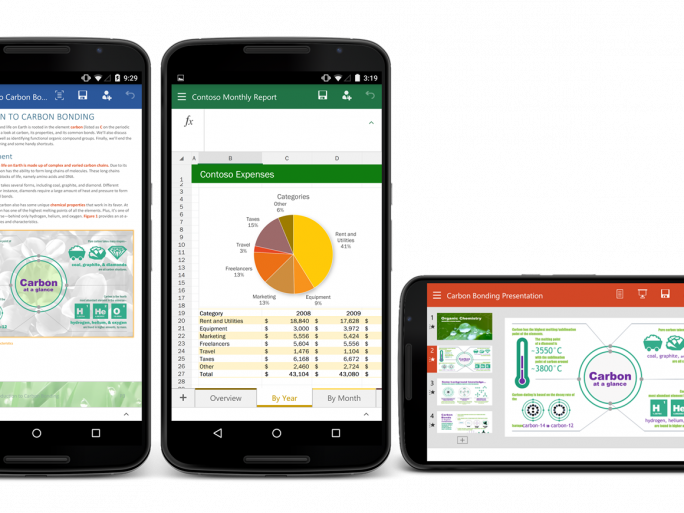 Office-for-Android-phone