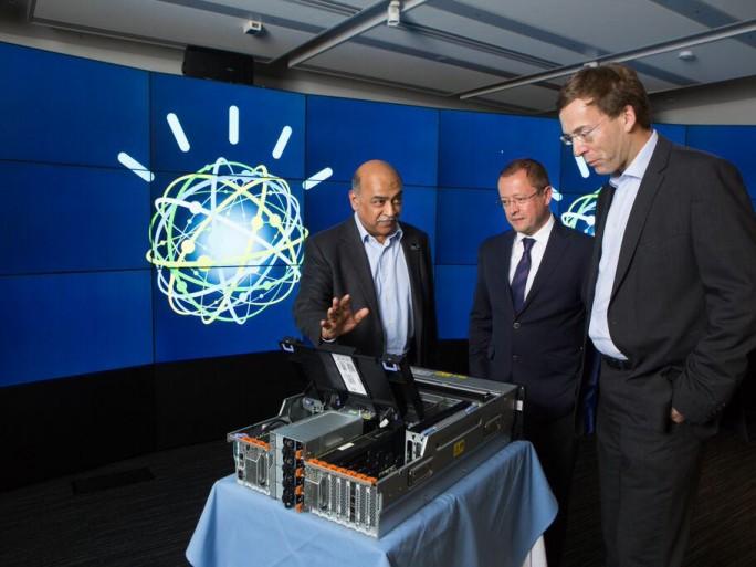 IBM Watson OpenPower UK