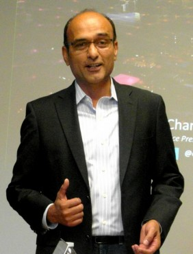 Sunil Khandekar, Nuage Networks