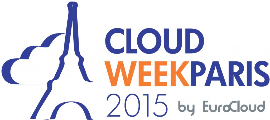 Logo Cloud Week Paris