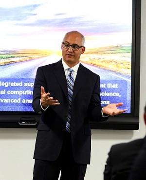 Peter Ungaro, CEO chez Cray