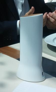 Un prototype de femto Lora Sagemcom qui viendrait se connecter aux bax ADSL.