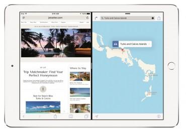 iPadAir2 iOS9