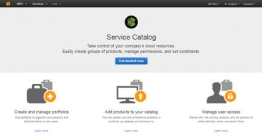 AWS Service Catalog