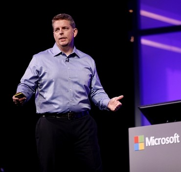 Jason Zander, Microsoft