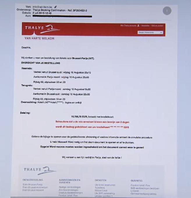 phishing belge