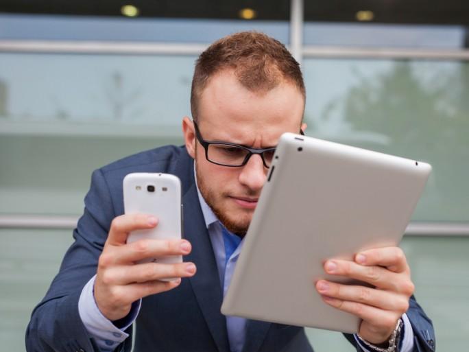 Moins de smartphone? Davantage de productivité