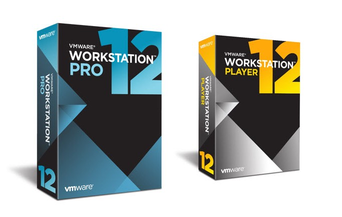 VMware Workstation 12