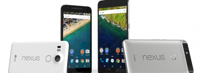 Google Nexus 5X 6P