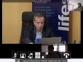 LifeSize webconf avec Hugues de Bonnaventure