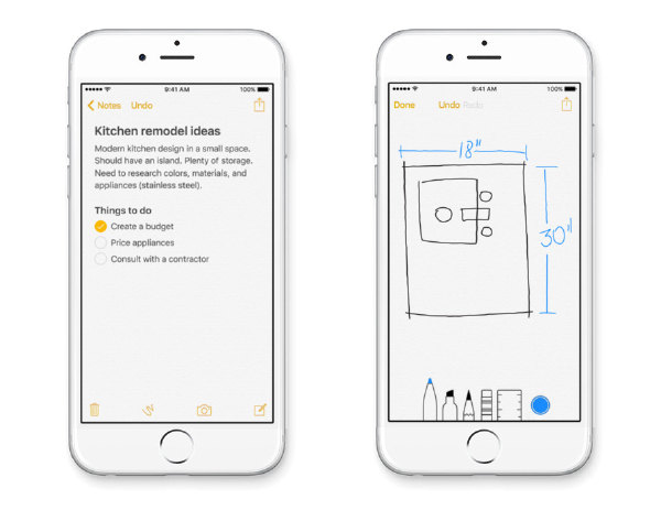 iOS 9-Notes