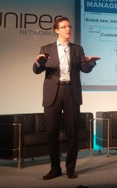 Jonathan Davidson, responsable développement et innovation chez Juniper Networks