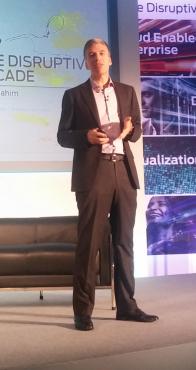 Rami Rahim, CEO de Juniper Networks