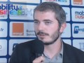 Nicolas Thenoz, proxy product owner chez Xebia, sur le salon de Mobility for Business