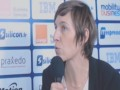 Valérie Cussac, VP mobile business unit, Orange Business Services, sur Mobility for Business