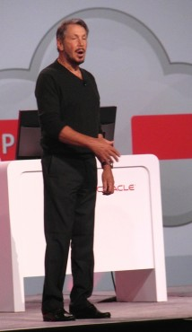 Larry Ellison expose sa stratégie Cloud