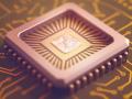 puce processeur silicium composant électronique