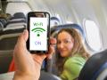 wifi 4g avion
