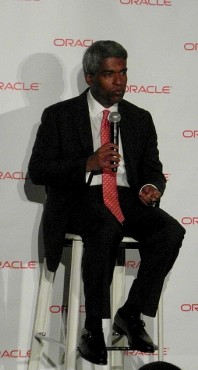 Thomas Kurian, Oracle.