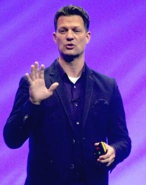 Steve Lucas, SAP