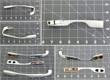 Les photos de Google Glass Enterprise Edition présentées à la FCC.