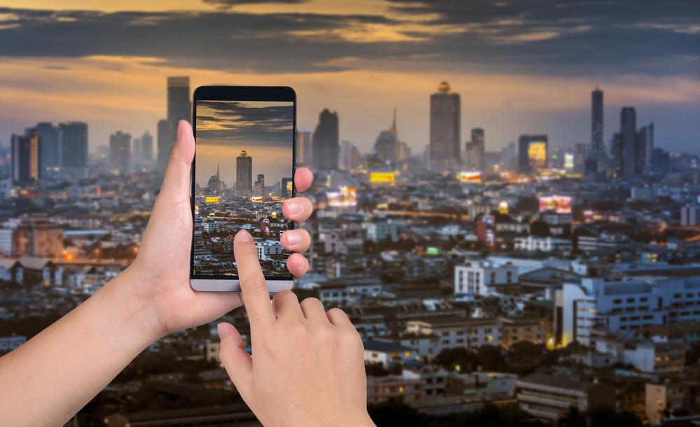villes connectées smart cities iot