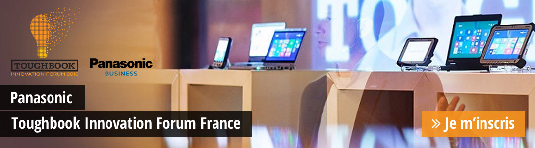 Panasonic Toughbook Innovation Forum France