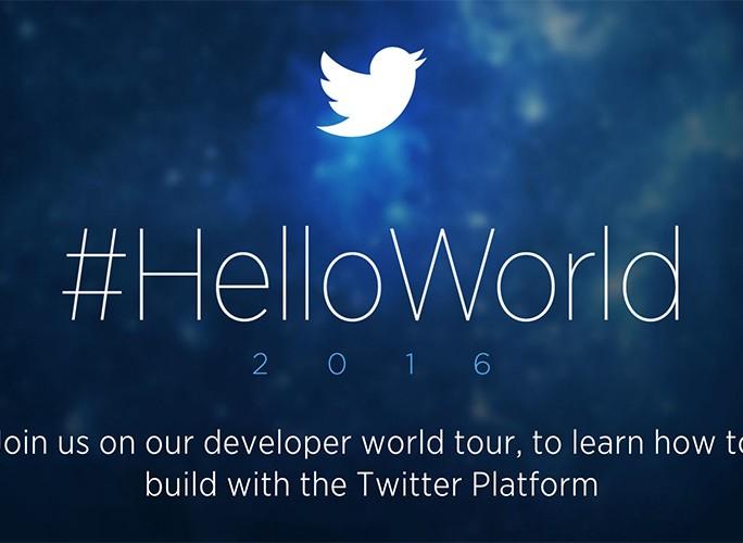 HelloWorld Twitter