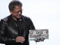 Jen-Hsun Huang, CEO de Nvidia, présente le DRIVE-PX 2