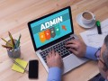 Admin computer