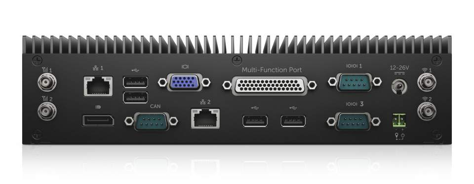 Dell Embedded Box PC série 3000