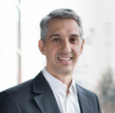 Thomas Desrue, directeur général de Juniper Networks France