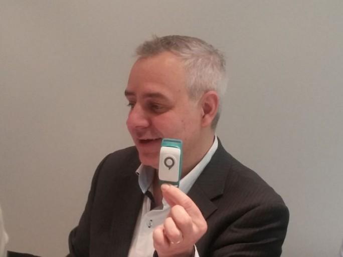 Stéphane Allaire, PDG d'Objenious (Bouygues Telecom)