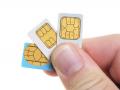 SIM carte mobile