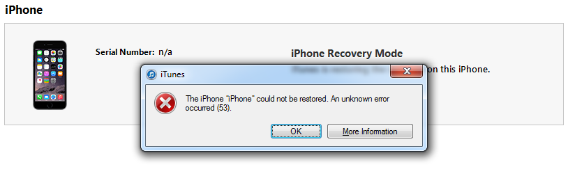 Reinitialiser Iphone S Avec Itunes