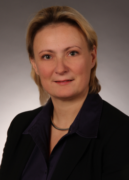 Virginie Hollebecque, en charge de l'activité opérateurs EMEA chez Ciena.