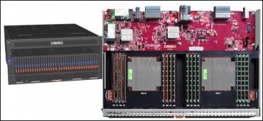 36 modules flash et le tiroir de contrôle hors de sa case