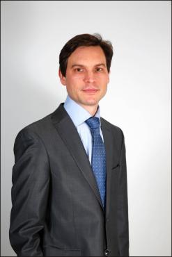 Antoine Fournier, directeur général de Kosc Telecom