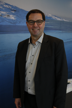 Franck Morales, responsable marketing Internet et Data Network d'Orange Business.